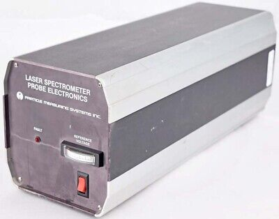 Pms Particle Measuring Systems Lspe-8 Industrial Laser Spectrometer Assembly