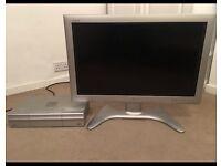 Sharp faulty 32 inch LCD TV & tuner box