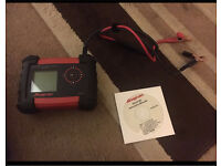 Snap on battery system tester