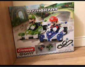 Mario Kart Carrera Go Game