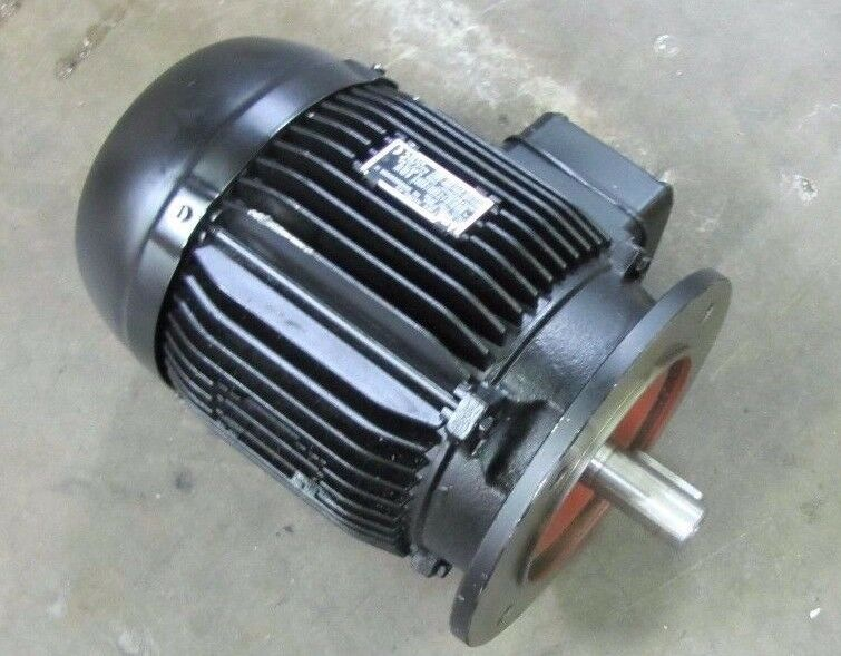 AEG AM90LX2 300339390006 H Y265/460V 2.5KW (3.35HP) 3420 RPM 3PH MOTOR NEW