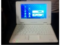 laptop ( netbook and charger ) for sale or swaps