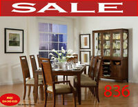 Model 836C-96, dining room sets