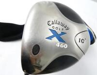Callaway Golf X460 10.0° Driver Graphite Regular Left Hand City of Montréal Greater Montréal Preview