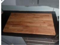 Large 817mmx420mm Hardwood Food Cutting Board