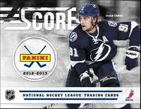 2012-13 Panini Score Hockey Cards 36-Pack Box