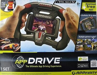 AppFinity - AppDrive Driving App Game Android And IOS 4S,4,3GS,Ipod Touch4thGen