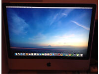 "iMac 24"" (cheap quick sell) very good condition"