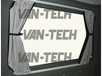 VW T5 Van Transporter Blackout Interior Curtain Side Loading Door