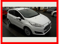 2014 Ford Fiesta 1.5 TDCi Titanium Hatchback 5dr -- Diesel --- Part Exchange Welcome --- Drives Good