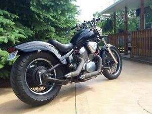 Custom Honda Shadow VLX600
