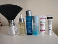 Make up skincare and beauty bundle