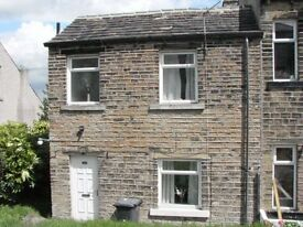 Mid Terraced Rear Facing Property - 5 Min Walk To University - Stile Common Road, Newsome, HD4