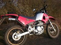 Cagiva W12 350cc Enduro Very Low Mileage Electric Start
