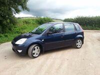 2005 Ford Fiesta 1.4 Diesel *12 Months MOT*