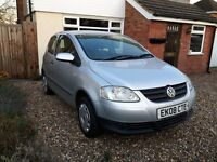 VW Urban Fox 1.2 2008 regn.