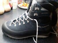 Scarpa Manta Pro GTX boots