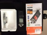 Tascam DR-22WL Linear PCM Recorder with WI-Fi