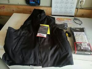 Heated Vest and Gloves New, Never Used