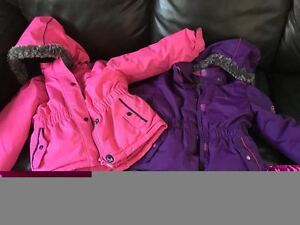 Size 7 Girls Snowsuits