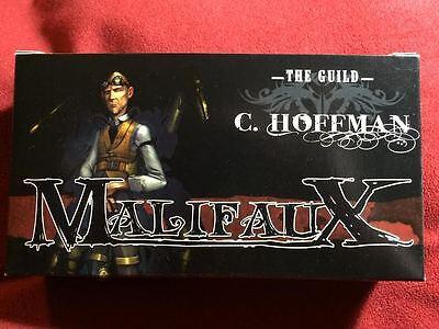 Malifaux: C.Hoffman Box Set - Wyrd Miniatures - NEW Hoffman-box