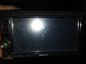 Kenwood GPS and CD player DNX5120