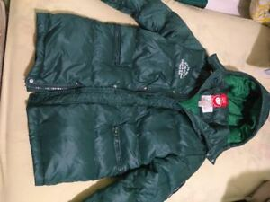 Brand new nice and warm down   coat for boy