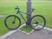 SCOTT ASPECT 970 £400 OFFER (not trek norco ghost giant specialized boardmen Santa Cruz carrera)
