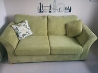 Comfortable 3-Seater Sofa Bed in excellent condition