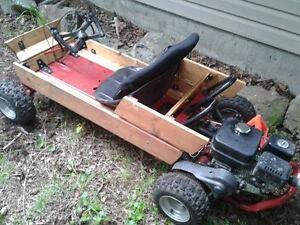 GREAT LITTLE GO CART!!!!!  TRADES CONSIDERED