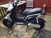 50cc Scooter/Moped Peugeot Ludix Blaster not Speedfight or V Clic (de-restricted)