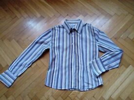 6 shirts Ralph Lauren, H&M, Cotton Lux Collection, Giani Feroti