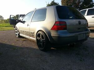2003 Volkswagen GTI Hatchback NEED GONE London Ontario image 5