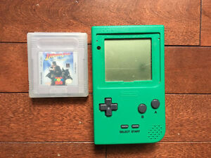 Gameboy Pocket (Green) In Good Condition