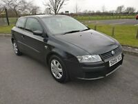 2005/55 Plate, Fiat Stilo 1.4 Aircon Active, Full Service History, 6 Speed Gearbox!!