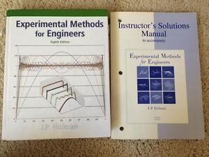 Experimental Methods for Engineers (Eighth Edition)