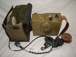 USSR-Russian-Military-Radio-R-126-P-126-RARE-Tube