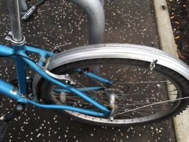 Lightweight Woman's Bike