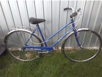 Dawes Low step Classic bike great condition frame, new tyres and tubes just fitted bike bicycle