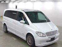 MERCEDES-BENZ V-CLASS V370 AUTOMATIC WALD BRABUS AMG STYLE KIT * LOW MILEAGE *