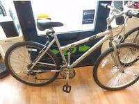 """Raleigh Cougar ladies 19"""" frame alloy, 26"""" wheels, bike bicycle working order"""
