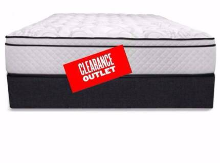 BEST SELLER! POCKET SPRINGS WA MADE MATTRESS TOP QUALITY BRANDNEW