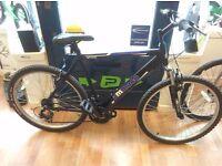 "Ammeco mountain bike mtx800 20"" Frame alloy, 26"" alloy wheels, very good condition"