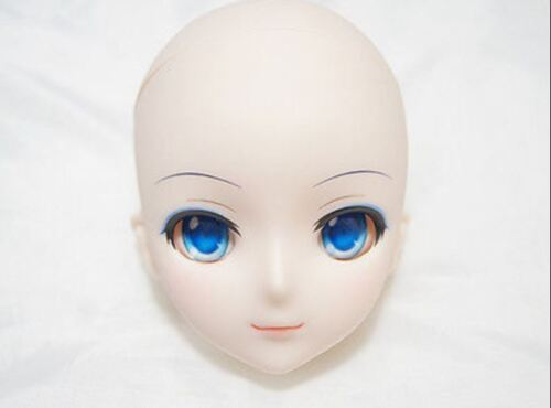 NEW Volks Dollfie Dream / Snow Miku Head+Eyes (Semi White Skin)