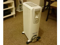 DELONGHI Dragon oil filled radiator - heater. Very good condition ! Be ready - winter is coming ;)