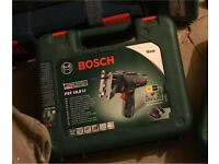 Bosch 10.8 Li - Battery Jigsaw - so handy it's unbelievable- boxed - PST 10.8 Li