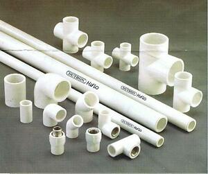 "2"" SCH 40 PVC Pipe in 10 Ft length"