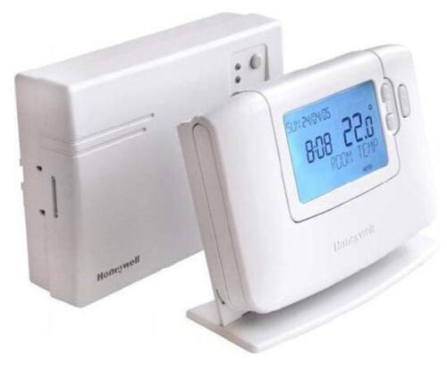 honeywell wireless central heating control set cmt927 7. Black Bedroom Furniture Sets. Home Design Ideas