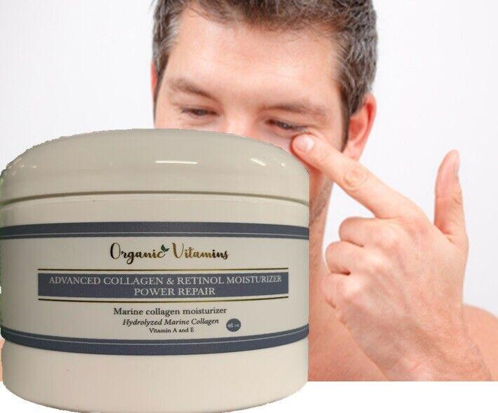 #1 Crema Rejuvenecedora Facial Para Mujeres Y Hombres Crema Antiarrugas cara 5