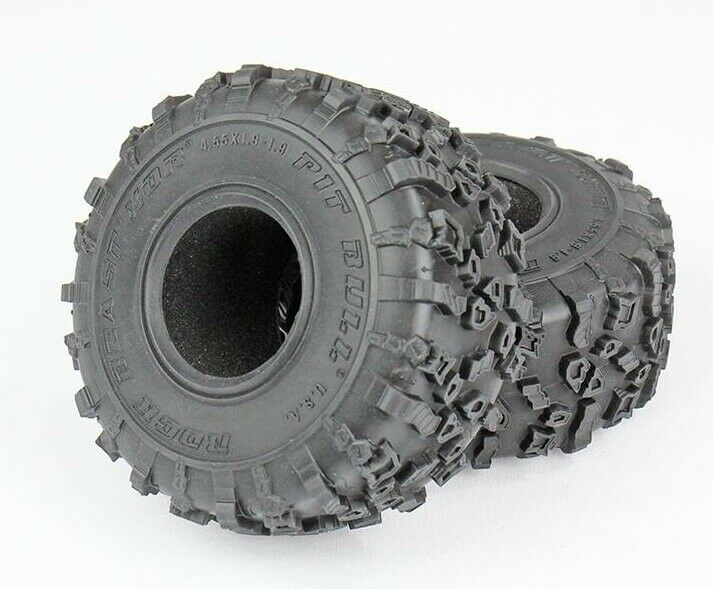 "Pitbull Tires Rock Beast XOR 1.9"" Crawler Tires Alien (2) PB9014AK"